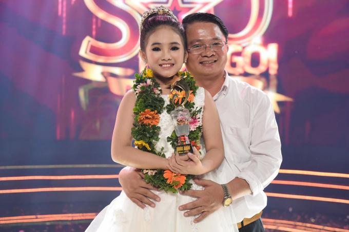 Hậu duệ cố nghệ sĩ Khánh Nam đoạt quán quân Sao Nối Ngôi Nhí