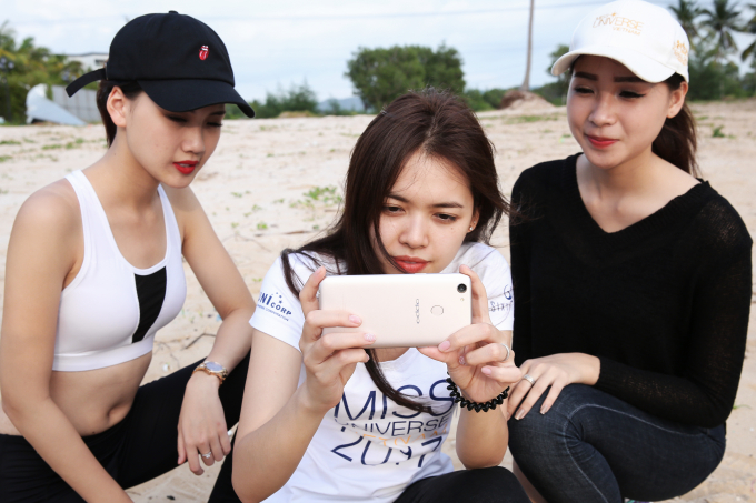 """Lộ diện gương mặt ấn tượng nhất """"Tôi là Hoa hậu Hoàn vũ Việt Nam"""