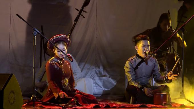 Tiên Vũ - Tùng Chinh.