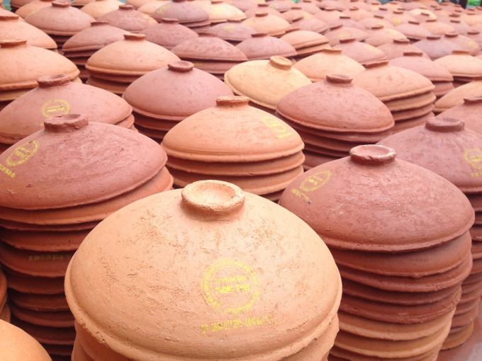 Vung kho cá lại được lấy từ Thanh Hoá.
