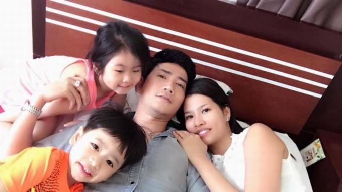 Quách Thành Danh muốn sinh thêm con thứ năm nhưng sợ vợ khổ