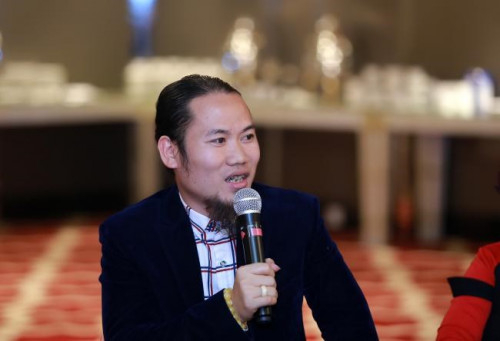 Nghệ sĩ hài Vượng Râu tiết lộ góc khuất của giới giải trí liên quan đến chất kích thích. Ảnh: Dân Việt