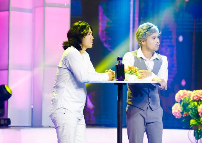 Akira Phan – Võ Tấn Phát thành công bất ngờ khi lấn sân sang hài