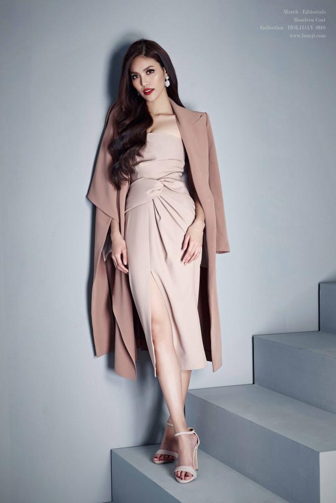 """Lan Khuê trở thành giám khảo của show hẹn hò đình đám """"Anh chàng độc thân – The Bachelor Vietnam"""""""