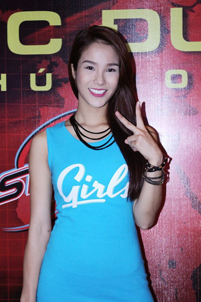 Dù không đạt được thứ hạng cao song Vietnam's Next Top Model giúp cô nàng có một trí trong làng mẫu Việt. Năm 2013, Diệp Lâm Anh cùng cô bạn thân là người mẫu Trần Hiền tham gia show