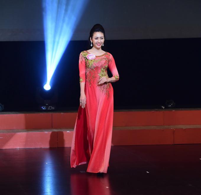 Hoa hậu Nhật Phượng.