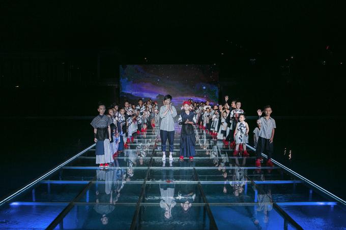 Mặc dù buổi casting được tổ chức vào tối đầu tuần nhưng vẫn có hơn 200 trẻ em Thủ Đô đến tham gia và thử sức mình.
