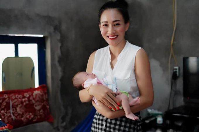 Hiện nay, có 5 đứa trẻ gồm mồ côi và có dị tật bẩm sinh đã được Valentines Vân Nguyễn nhận nuôi..5 bé đang được nuôi dưỡng tại 5 hộ gia đình hảo tâm ở 5 huyện khác nhau của thành phố Bắc Ninh.