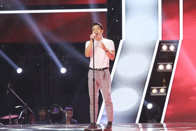Giọng hát Việt 2018: Samuel An -