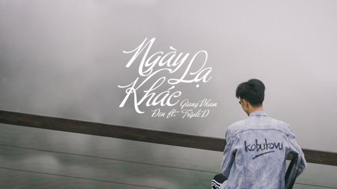 Rapper Đen chính thức giới thiệu tới người hâm mộ teaser