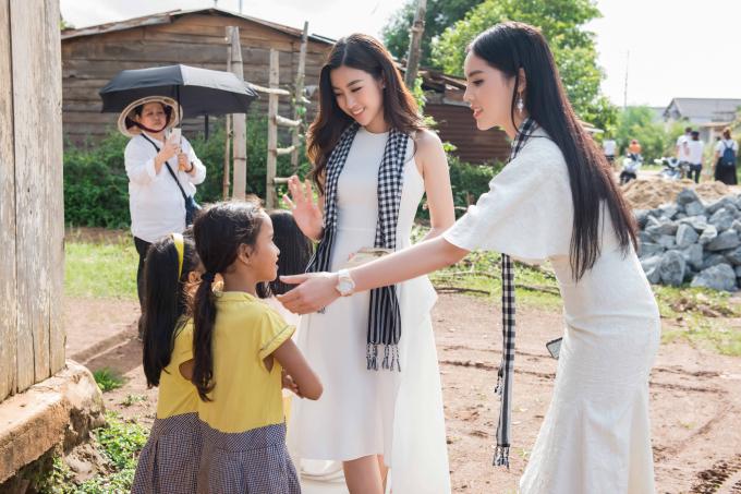 Kỳ Duyên, Mỹ Linh, Trương Thị May, Thùy Dung