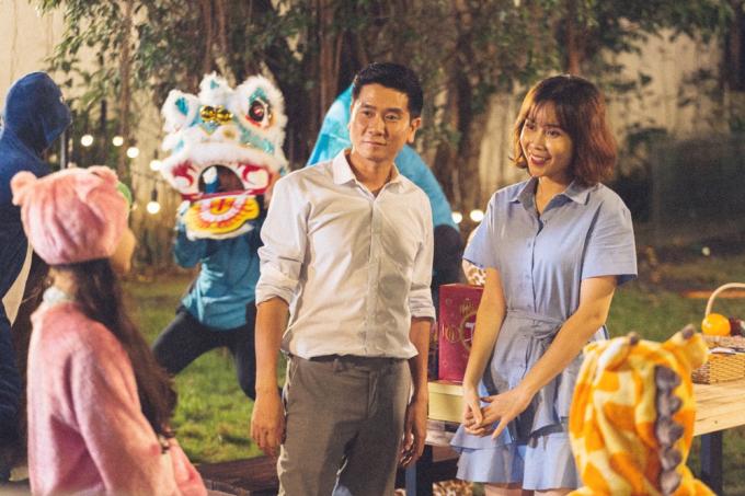 Quang Anh, Nhã Thy, Nhật Minh cùng rủ nhau