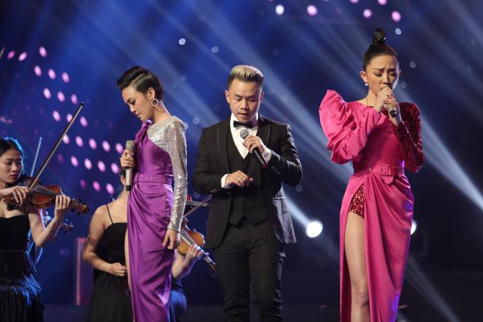 Học trò Noo Phước Thịnh - Trần Ngọc Ánh đăng quang ngôi vị Quán quân Giọng hát Việt 2018