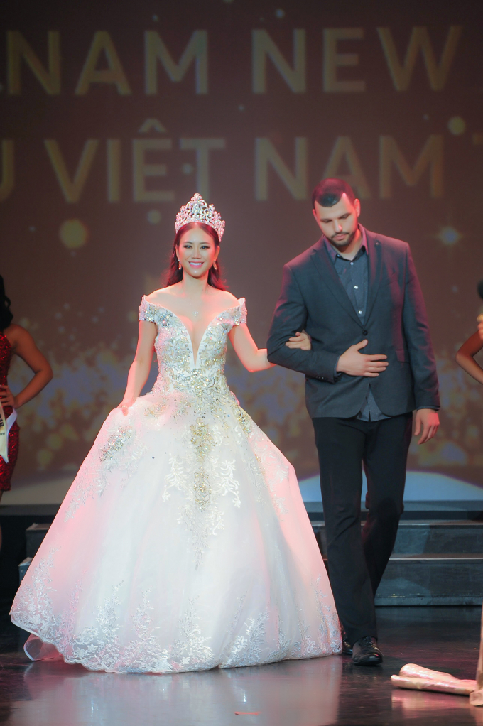 Hoa hậu Việt Nam Thế Giới 2018 kết thúc trong sự thành công