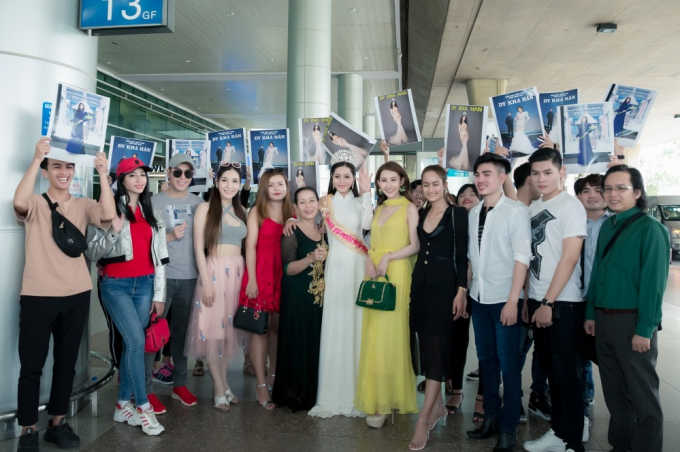 """Ms Vietnam New World 2018 Dy Khả Hân: """"Tôi muốn giành vương miện này cho mẹ"""""""