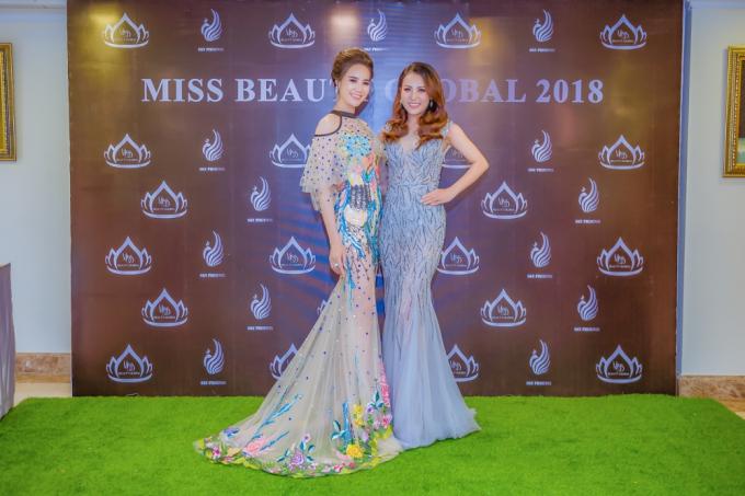 Vòng chung kết Hoa hậu Sắc đẹp Toàn cầu 2018 sẽ diễn ra tại Bangkok, Thái Lan vào ngày 8/9 tới.