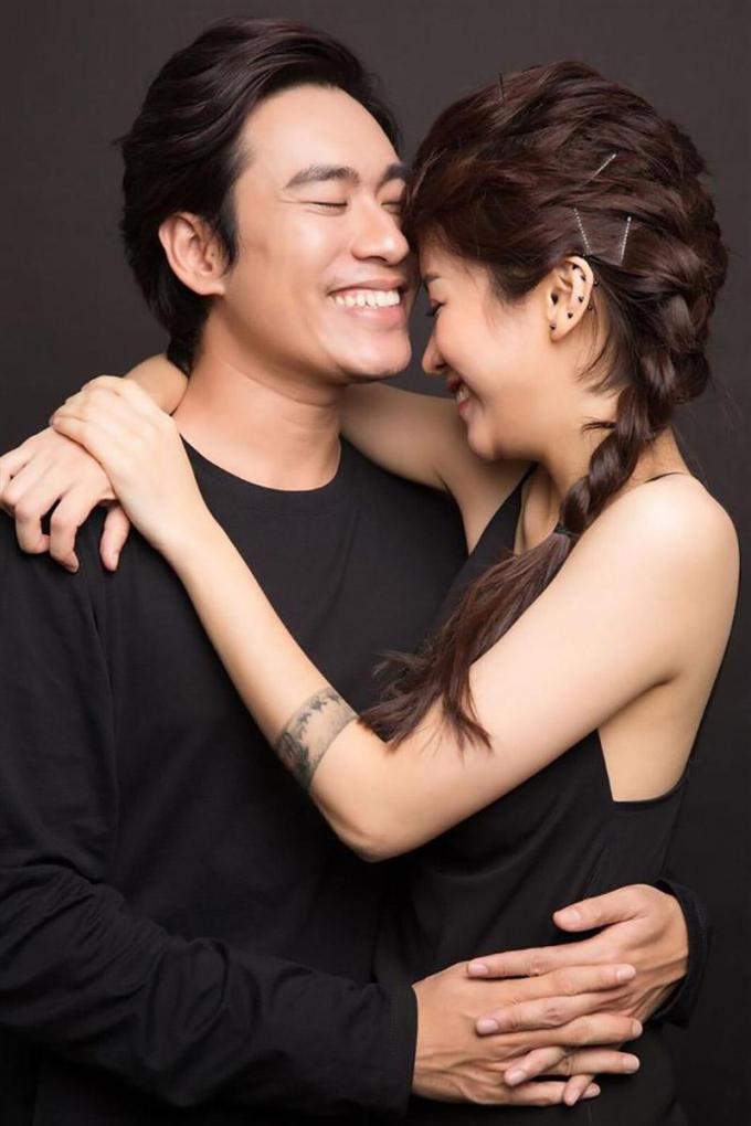Kiều Minh Tuấn và An Nguy khẳng định có tình cảm với nhau.