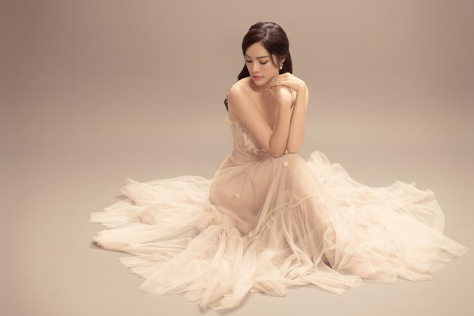 Dương Cẩm Lynh cho biết hiện tại cô cảm thấy hạnh phúc khi Will rất ngoan ngoãn và hiểu chuyện nên cô có thời gian tập trung tìm kiếm dự án phim phù hợp.