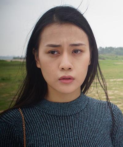 Phương Oanh đóng vai Quỳnh trong phim.