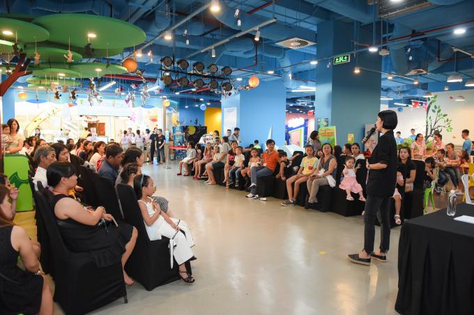 Xuân Lan tham vọng tổ chức Tuần lễ thời trang trẻ em quốc tế Việt Nam - Vietnam International Junior Fashion Week
