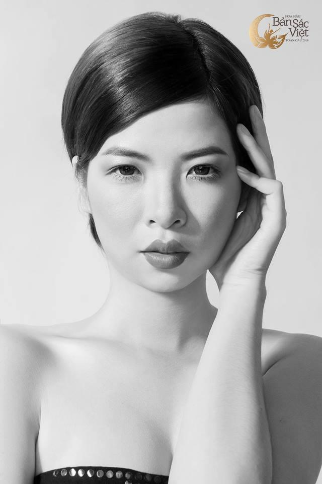 Hoa hậu Sắc đẹp Châu Á 2017 Tường Linh bất ngờ ghi danh Hoa hậu Bản sắc Việt toàn cầu mùa 2
