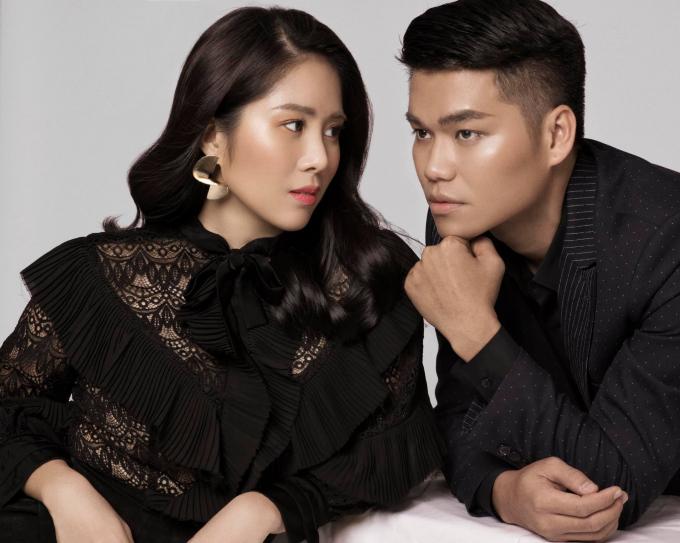 Vợ chồng Lê Phương.