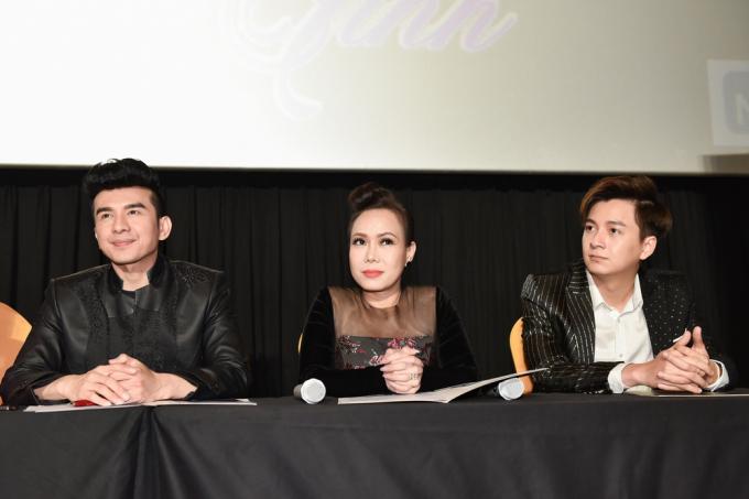 Ngô Kiến Huy đóng vai phản diện trong MV.
