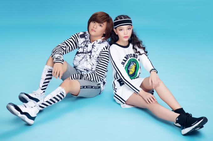 Quán quân 'Vietnam Idol Kids' Thiên Khôi năng động, cá tính trong bộ ảnh mới