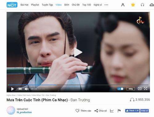 Sau 4 ngày phát sóng trên kênh YouTube của nam ca sĩ, MV thu về hơn một triệu lượt xem hàng ngàn lượt bình luận, chia sẻ từ phía người hâm mộ.
