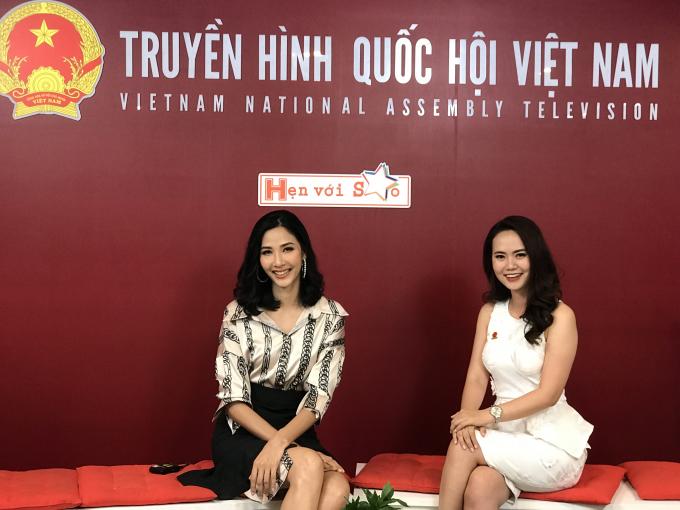 Á hậu 1 Hoa hậu Hoàn vũ Việt Nam 2017, Hoàng Thùy cho biết bản thân vẫn không ngừng phấn đấu và rèn luyện mỗi ngày để mình ngày càng hoàn thiện hơn.