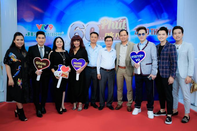 Chương trình do Đài Truyền hình Việt Nam phối hợp cùng Jet Studio thực hiện, được phát sóng vào lúc 20h30 tối thứ bảy tuần thứ hai của tháng trên kênh VTV9.