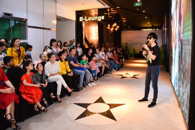 Bất ngờ với loạt Fashionista nhí tại casting Tuần lễ thời trang trẻ em Việt Nam mùa 8