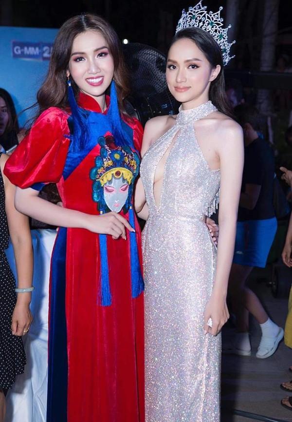 Nhật Hà khẳng định không có chuyện Hương Giang và BTC The Tiffany Việt Nam