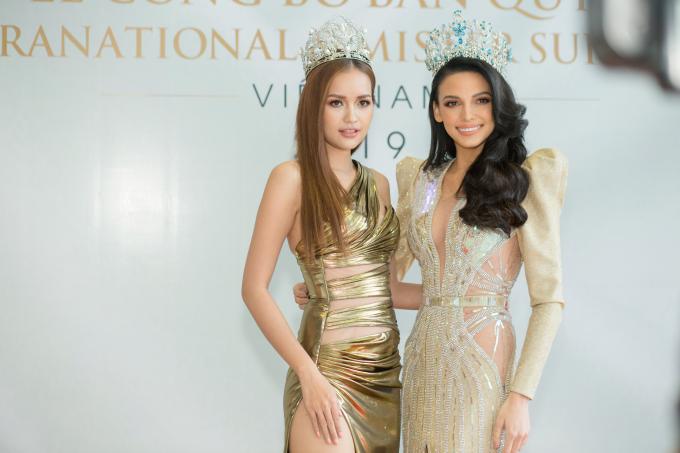Ngọc Châu khẳng định sẽ mang hình ảnh khác Minh Tú tại đấu trường nhan sắc Miss Supranational 2019