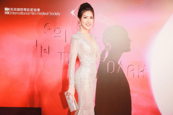 Hoa hậu Loan Vương xinh đẹp, gợi cảm