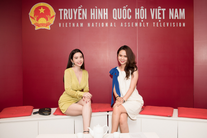 Huỳnh Vy cho biết cô đang tìm kiếm và lựa chọn vai diễn phù hợp với bản thân để thử sức với vai trò diễn viên.