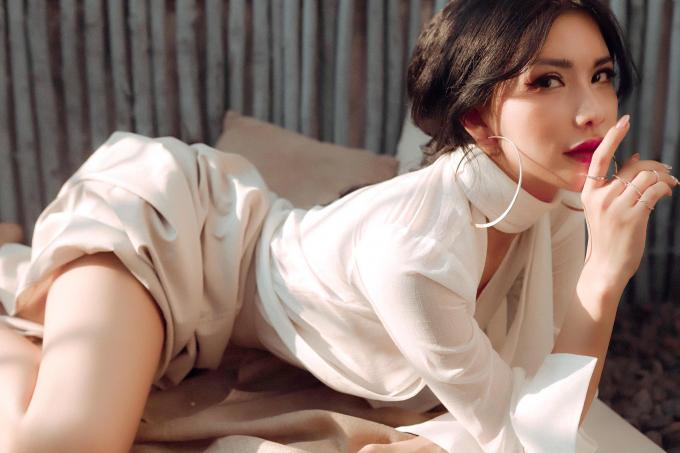 Năm nay,NTK gốc Việt Trisha Vu sẽ có buổi trình diễn BST thời trang mới trong khuôn khổ triển lãm du thuyền lần thứ 9 này.
