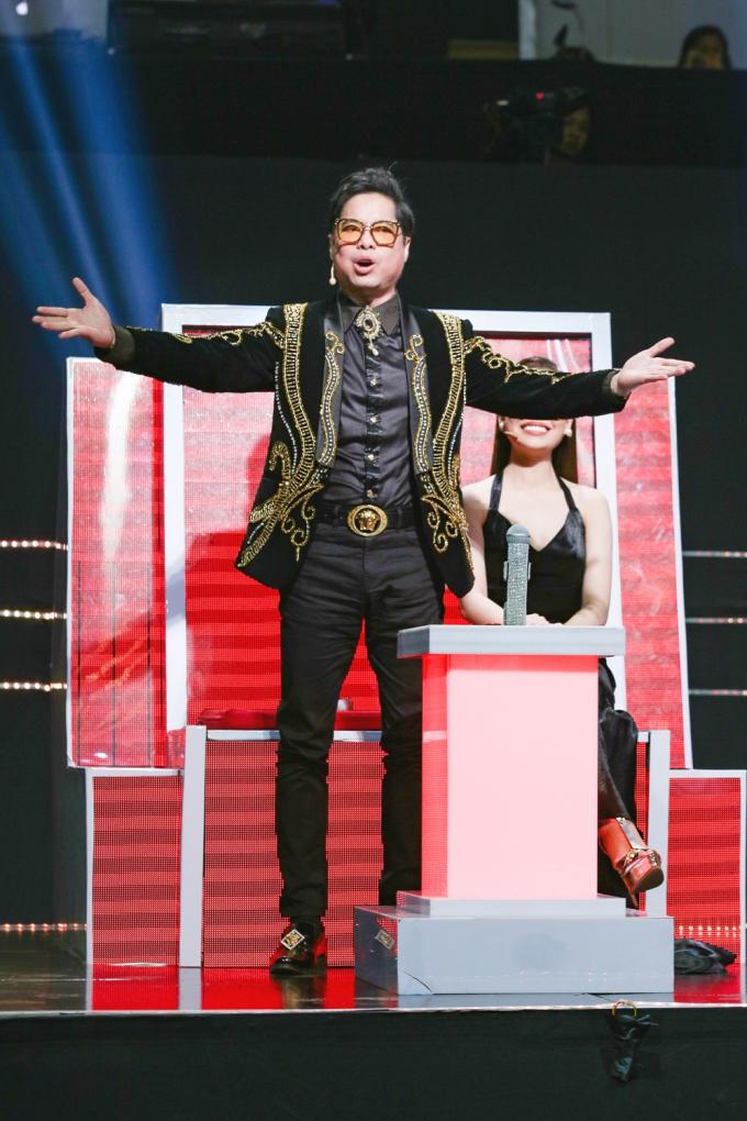 Giọng ca khiếm thị khiến Đình Văn - Giao Linh rưng rưng nước mắt trên sân khấu