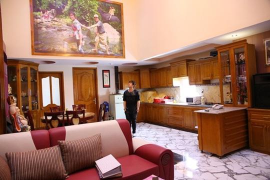 Nội thất bên trong căn nhà của Khánh Phương.