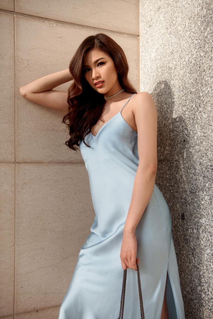 Người giúp Nguyễn Thị Thành lên ý tưởng thực hiện bộ hình này là stylist kiêm người mẫu Diệp Linh Châu. Cả hai quen biết nhau từ khi tham gia chương trình The Face 2016 và cùng ở trong đội của HLV Phạm Hương.