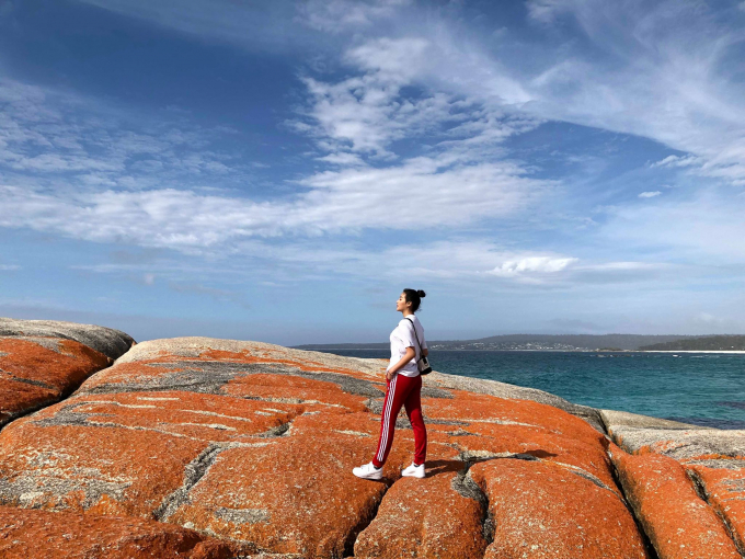 Hoa hậu Phương Khánh tiết lộ chuyến đi ý nghĩa: Cùng mẹ tới nước Úc tham dự khóa thiền