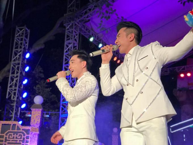 Đan Trường thực hiện tour diễn xuyên Việt phục vụ khán giả