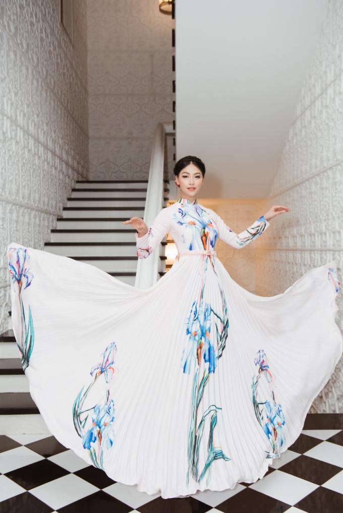 Phương Khánh khá kén chọn khi nhận lời trình diễn thời trang kể từ khi đăng quang ngôi vị Hoa hậu Trái đất 2018.