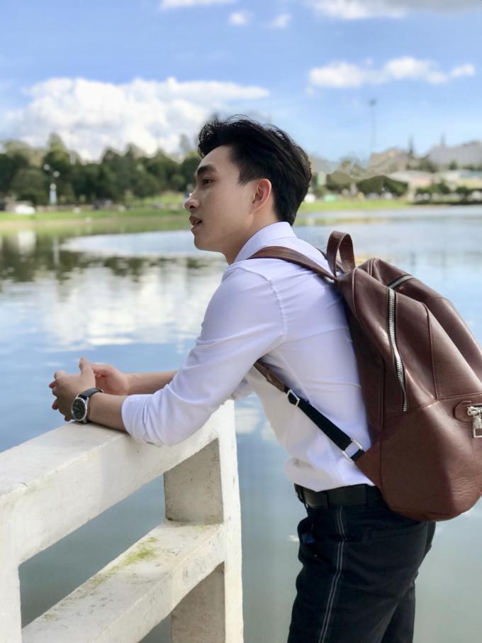 Đan Trường và Quang Trung trong MV mới.