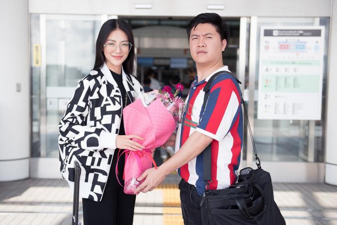 Ong Nguyen Duy Anh dai dien JLAN don tiep HH Phuong Khanh (1)