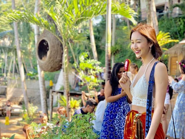 Bali swing.