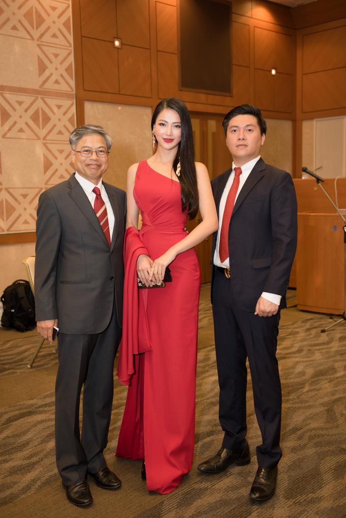 Trong thời gian tới Hoa hậu Phương Khánh sẽ tham gia hàng loạt hoạt động cùng hiệp hội như trao học bổng, tham gia Lễ hội giao lưu văn hoá Việt - Nhật,
