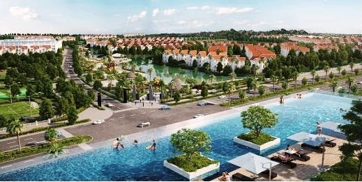 Vinhomes Riverside hội tụ những yếu tố để trở thành một trong những KĐT đáng sống nhất Việt Nam.