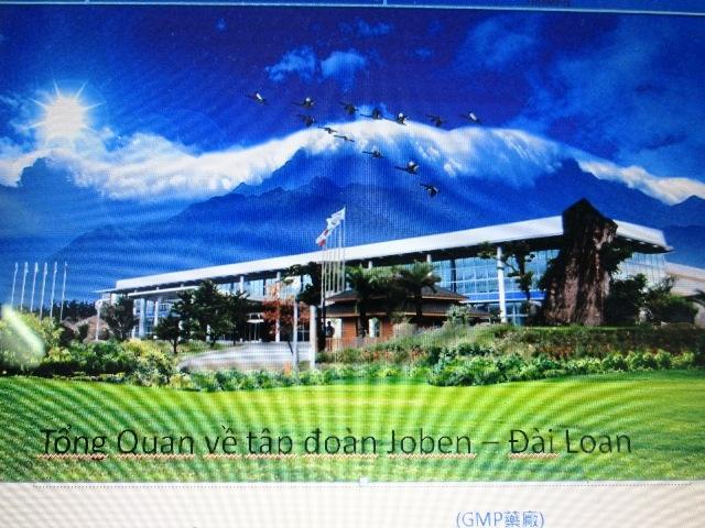 Công ty Thiên Ngọc Minh Uy ký hợp tác với công ty Joben