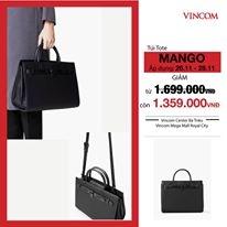 Túi Mango giảm giá
